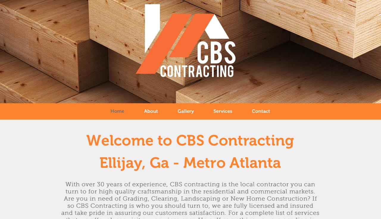 CBS Contracting
