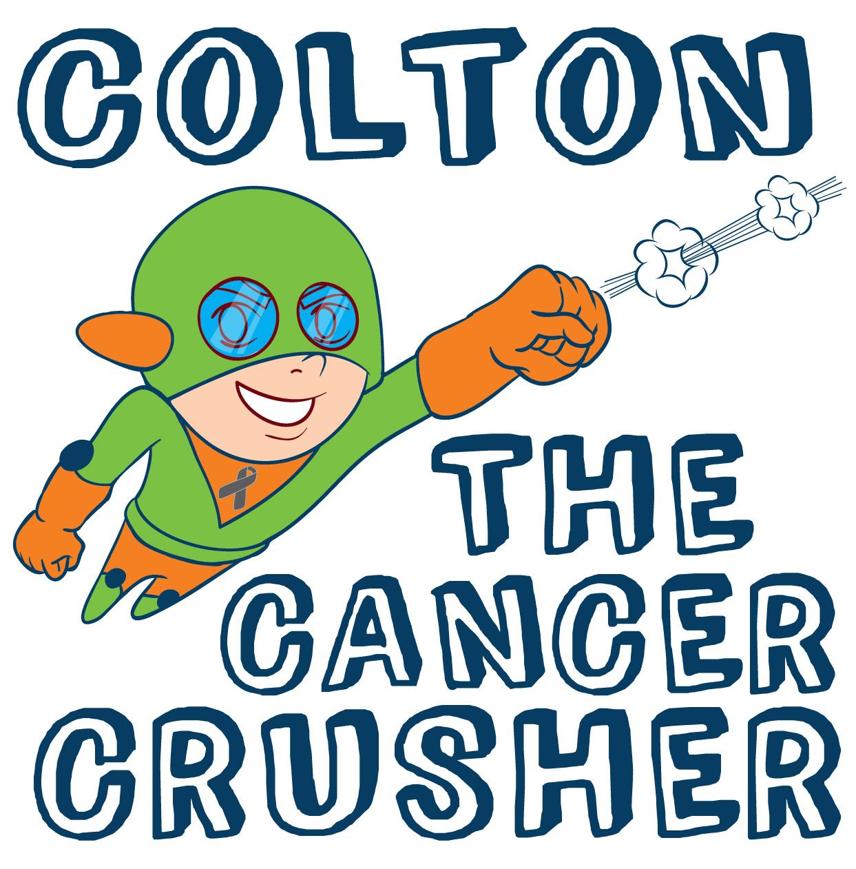 Custom Shirt to Fight Cancer