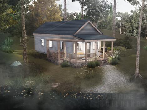 The Cottage | Tiny Homes North Georgia