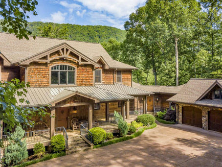 Beautiful Home in Ellijay | 5 Beds - 4 Baths