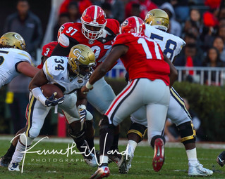 2016 UGA vs Georgia Tech