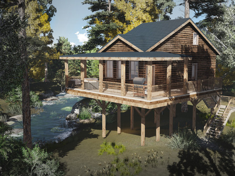 The Tree House | Tiny Houses of North Georgia