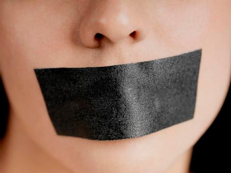 """Teague Law Says """"Don't Speak"""""""