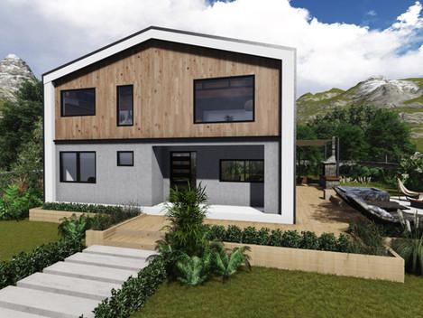 The Industrial Loft | Tiny Homes Ellijay GA