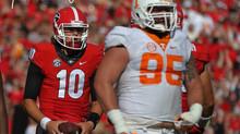 Georgia Bulldogs vs Tennessee Vols