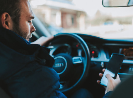 Georgia Distracted Driving Law