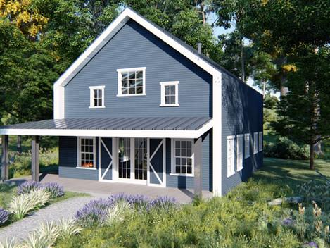 The Farm House | Tiny Homes North Georgia