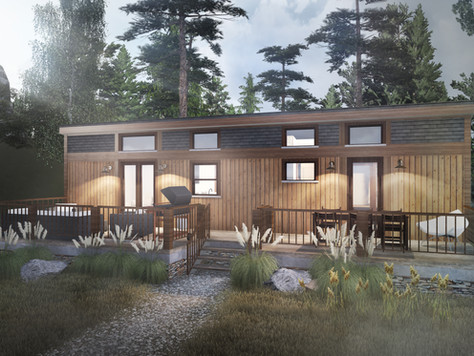 The Appalachian | Tiny Homes in The North Georgia Mountains