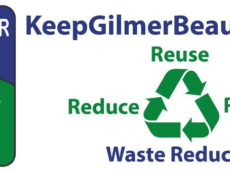 Keep Gilmer Beautiful
