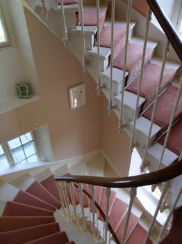 L'escalier du Manoir