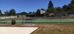 boulodrome tennis