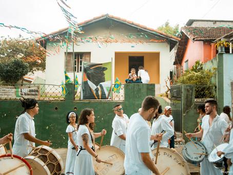 Projeto 'Congada Cultura Viva' marca tradicional celebração em Cotia