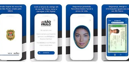 Polícia Civil de SP lança o RG Digital