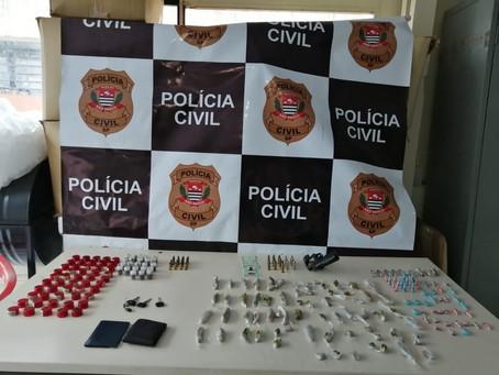 Carapicuíba: Polícia Civil prende indivíduo que matou policial na madrugada
