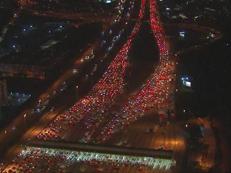 Feriado: Rodovias de SP registram congestionamento