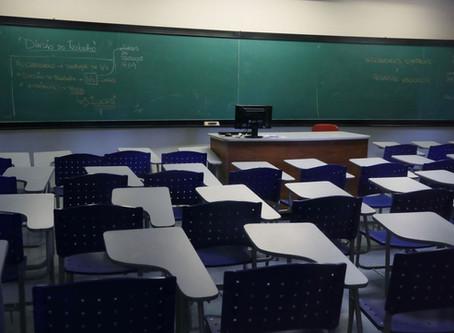 Escolas estaduais de SP retomam atividades presenciais opcionais a partir desta 3ªfeira(8)