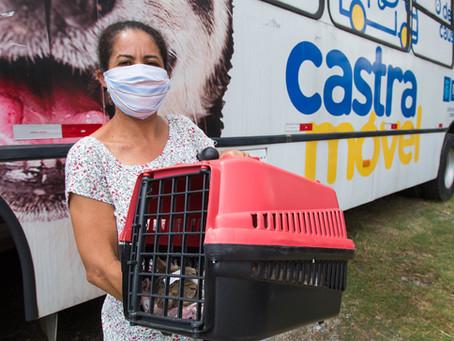 Itapevi inicia 2ª Campanha de Castração para cães e gatos