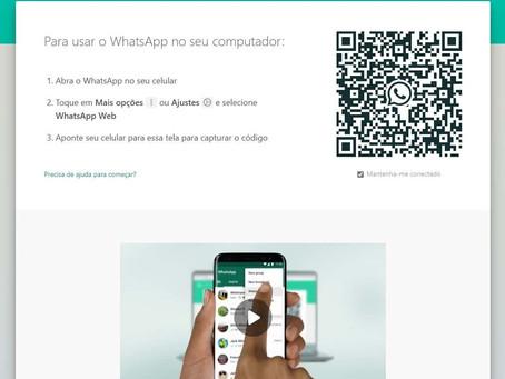 WhatsApp libera chamadas de vídeo e voz para web e desktop