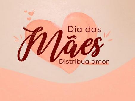 """Shopping lança campanha """"Distribua Amor"""" para comemorar o Dia das Mães a distância"""