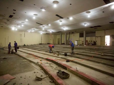 Prefeitura inicia obras do Teatro Municipal de Itapevi