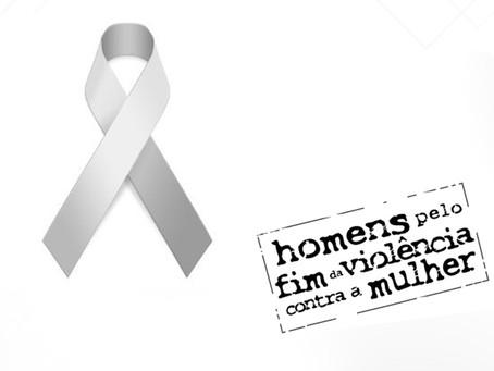 """Secretaria da Mulher realiza ação """"Dia do Laço Branco"""" contra a violência"""