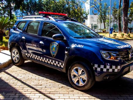 Carapicuíba: Prefeitura entrega novas viaturas para a Guarda e empossa novo comandante