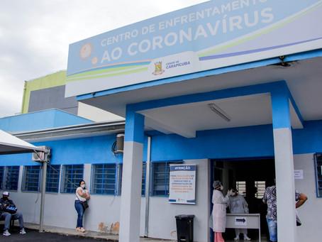 Carapicuíba realiza mais de 70 mil testes de coronavírus