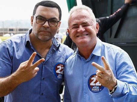 Josué Ramos é reeleito em Vargem Grande Paulista