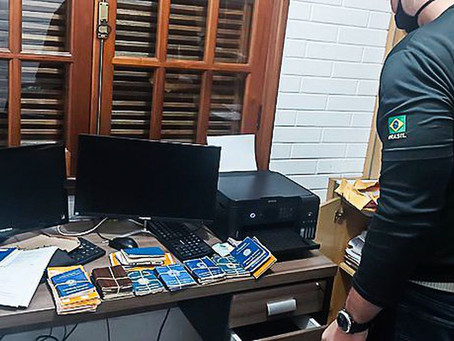 Polícia Federal deflagra operação em Cotia, Carapicuíba e Itapevi