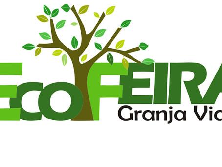 Ecofeira Granja Viana comemora um ano de retomada de atendimento presencial