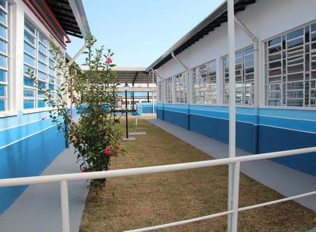 VGP: Prefeitura entrega a maior escola municipal da cidade