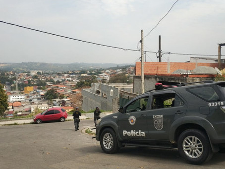 """Polícia Militar realiza """"Operação Cotia mais Segura"""""""
