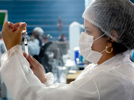 Carapicuíba inicia vacinação de população com mais de 41 anos
