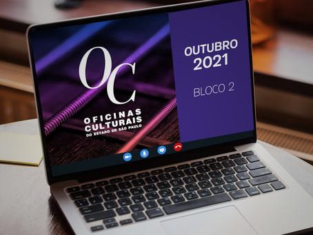 """Embu das Artes: Abertas as inscrições para o segundo bloco das """"Oficinas Culturais"""" de outubro"""
