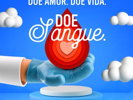 Granja Viana: Shopping realiza campanha agendada de doação de sangue