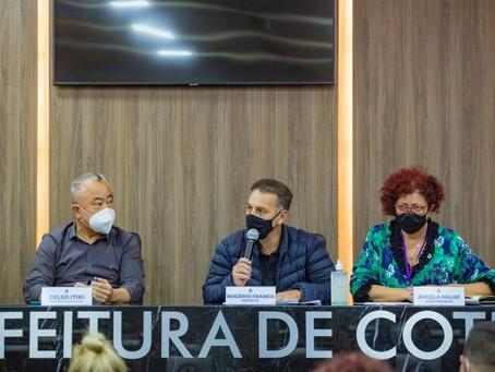 Prefeito de Cotia fala sobre as obras na Rodovia Raposo Tavares