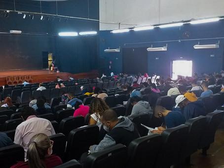Jandira: Casa do Trabalhador realiza processo para mais de 100 oportunidades de trabalho
