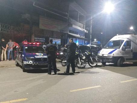 Em operação inédita, Prefeitura de Carapicuíba fecha balada clandestina e realiza teste de Covid-19