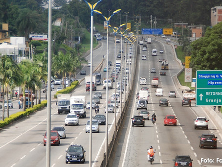 Dória autoriza R$ 96 milhões para obras na Rodovia Raposo Tavares