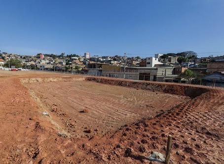 Itapevi: Prefeitura constrói terceira Escola do Futuro
