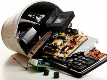Cotia ganha Programa Sucata Digital e cria ponto para descarte do lixo eletrônico