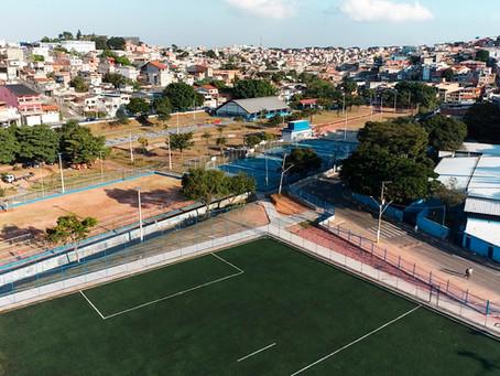 Prefeitura de Carapicuíba entrega Parque do Planalto totalmente revitalizado