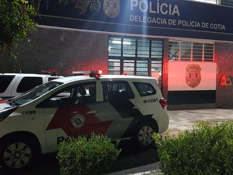 Crime em Cotia: Polícia Militar prende autor de latrocínio no Jd. Belizário