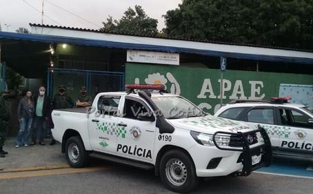 Polícia Ambiental doa pescado apreendido em Operação à APAE Cotia
