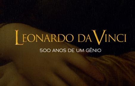 MIS Experience lança exposição digital de Leonardo da Vinci
