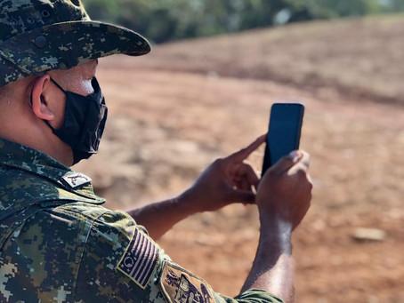Polícia Ambiental apura denúncia de desmatamento em Embu das Artes