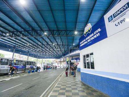 Itapevi: Nova Base da GCM garante mais segurança dentro do Terminal de Ônibus no Centro