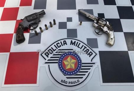 Cotia: Polícia Militar prende autores de sequestro relâmpago