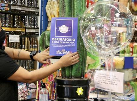 Saúde lista dicas de prevenção do coronavírus durante as festas de final de ano