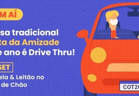 Festa da Amizade: Tradicional evento do Cotolengo acontecerá em sistema Drive Thru
